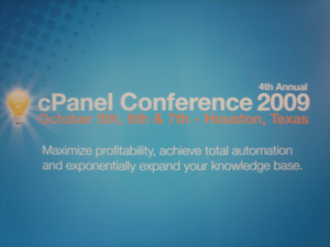 cpanel-conference-2009